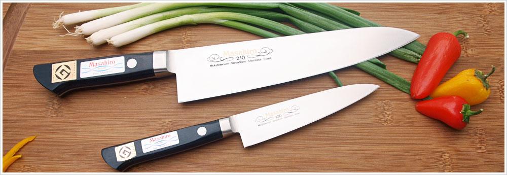 Masahiro Knives & Cutlery MV Carbon