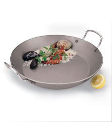 Paderno Carbon Steel Cookware & Pans