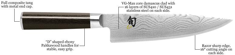 Shun, Shun Classic, Shun knife, Shun Knives, Shun Classic Sale, Shun Cutlery, Cheap Shun