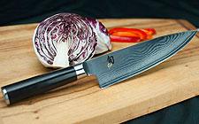 Shun Classic Left Handed Knives