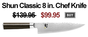 Shun, Shun knife on sale, shun sale price, shunc hef knife, shun classic chef, dm0706