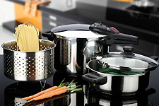 Fagor Pressure cookers, splendid cookers