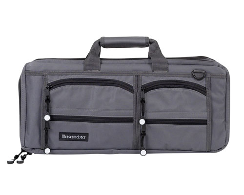Messermeister 18 Slot Bag- Grey