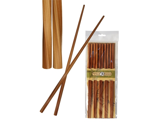 Totally Bamboo Twist Chopsticks