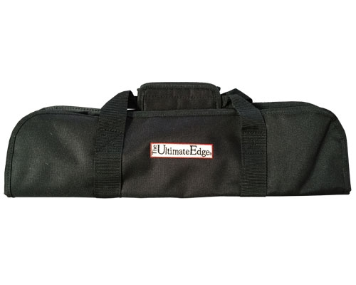 Ultimate Edge 5 Slot Knife Bag, Black