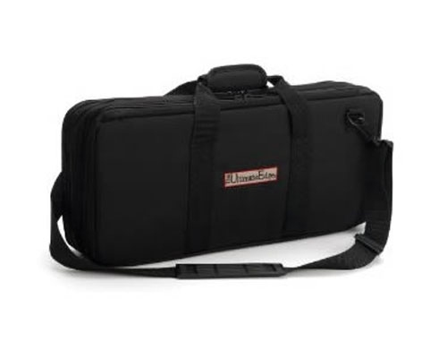 Ultimate Edge Evolution 18 Slot Knife Bag, Black