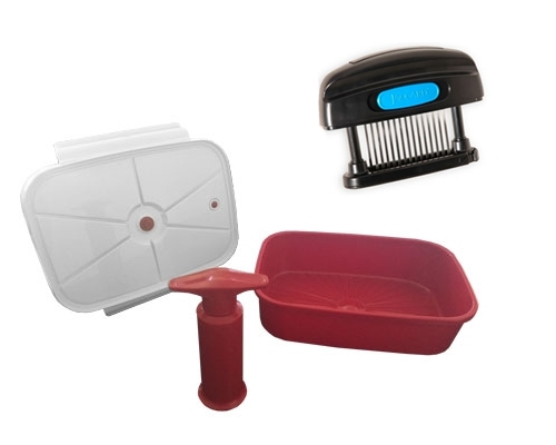 Jaccard Small Marinater and Tenderzier Set <font color=red>Closeout</font>