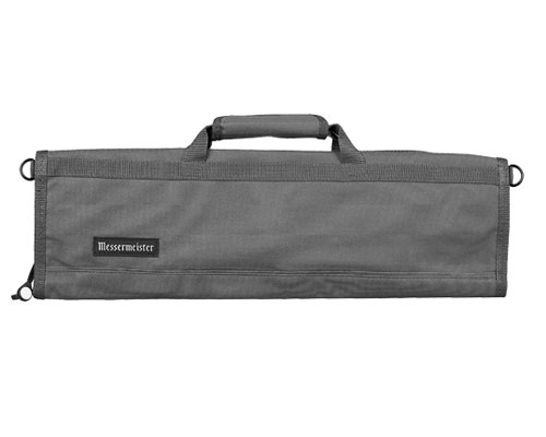 Messermeister Grey 8 Slot Knife Bag