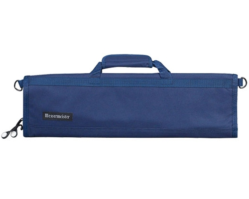 Messermeister 8 Slot Navy Knife Bag