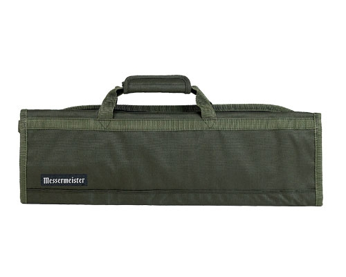 Messermeister 8 Slot Olive Knife Bag