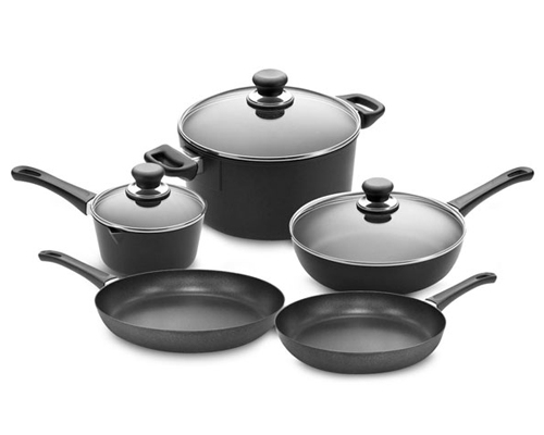 Scanpan Classic 8 pc non-stick Chef's Set
