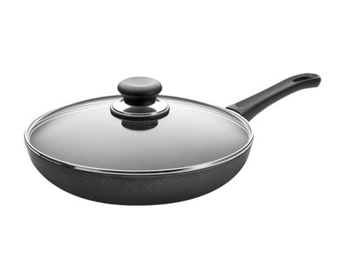 Scanpan Classic 9 1/4 in. Fry Pan w/lid <font color=red>On Sale</font>