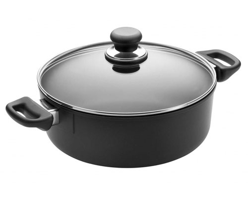 Scanpan Classic 5 1/2 QT (11 in.) Covered Sauce Pot
