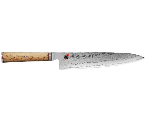 Miyabi Birchwood 9 in. (240mm) Chef Knife