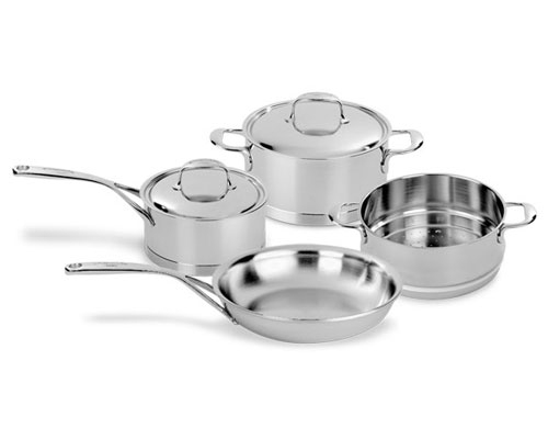 Demeyere Atlantis 6 pc Cookware Set <font color=red>On Sale</font>