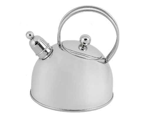 Demeyere Resto 2.6 qt Whistling Water Kettle
