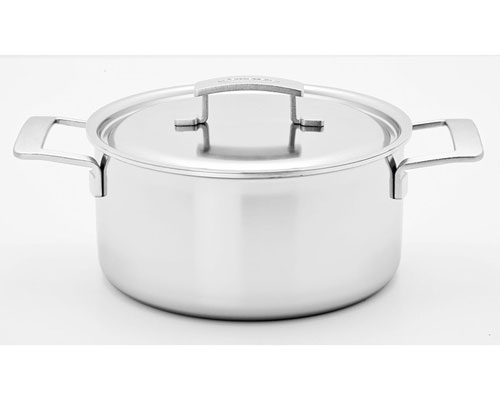 Demeyere Industry 5.5-Qt. Dutch Oven