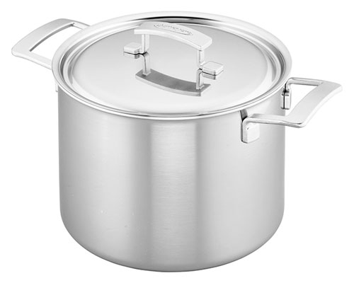 Demeyere Industry 8-QT. Stock Pot