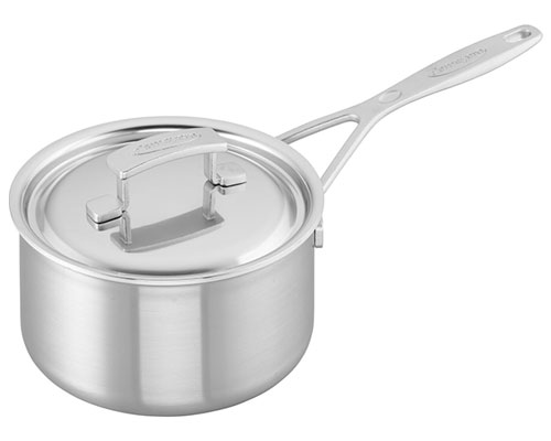 Demeyere Industry 2-Qt. Saucepan and Lid