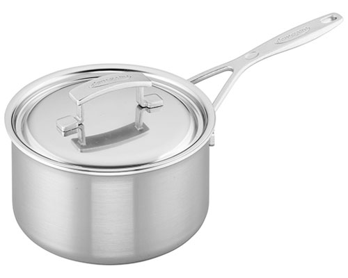 Demeyere Industry 3-QT. Saucepan and Lid