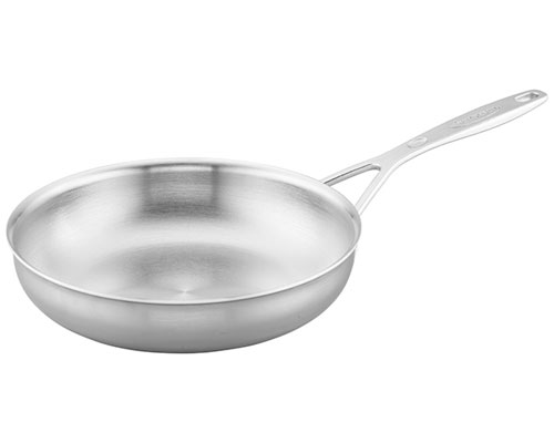 Demeyere Industry 9.5 in. (240mm) Fry Pan  <font color=red>On Sale</font>