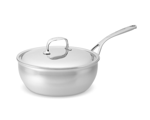 Demeyere Atlantis 3 1/2 Qt. Conical Sauteuse <font color=red>On Sale</font>