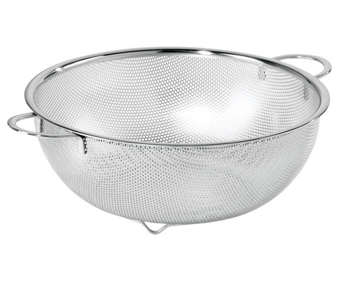 OGGI 11.25 Stainless Steel Perforated Colander
