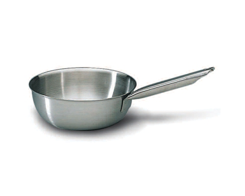 Matfer Bourgeat Tradition 9.5 in. Flared Saute Pan