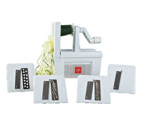 Paderno 4 Blade Spiral Vegetable Slicer