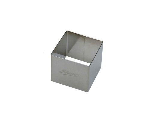 Ateco 2 in. x 1 3/4 in. Stacking Square