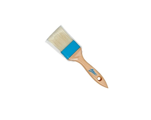 Ateco 1 in. Pastry Brush w/ Plastic Ferrule