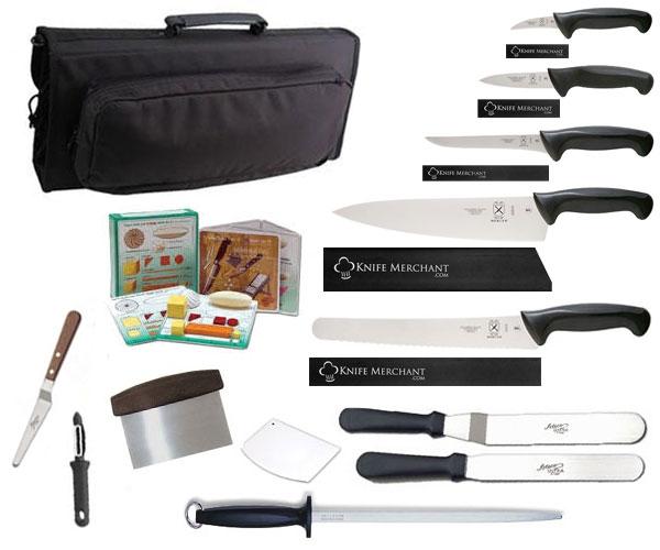 Kitchen Window Knife Skills Class: Allan Hancock College Student Supplies
