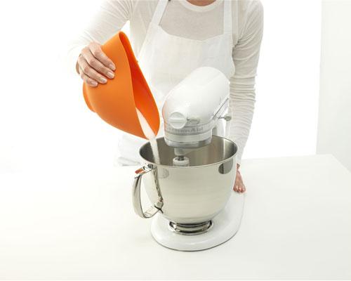 iSi Silicone Mixing Bowl Set- 3pc | knifemerchant.com