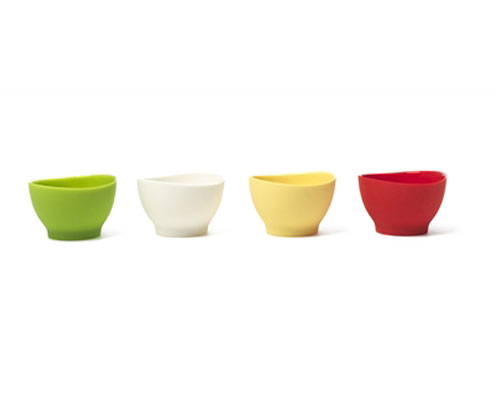 iSi Silicone Pinch Bowls (Set of 4)