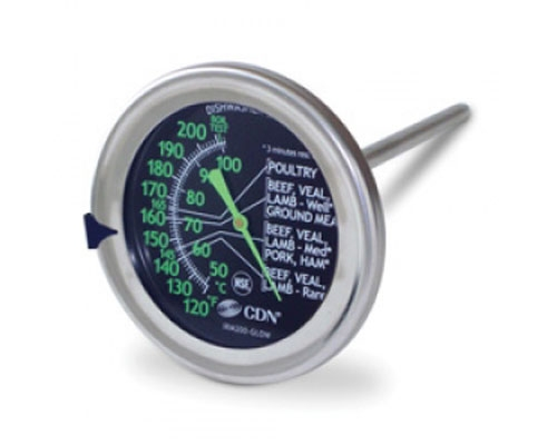 CDN ProAccurate Glow Meat Thermometer