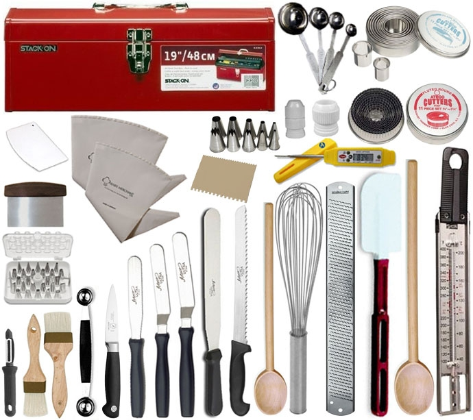 Student Culinary Kits - Culinary Student Supplies ...