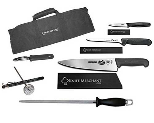 Culinary Student Standard Cutlery Set