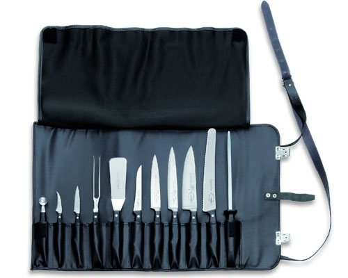 F Dick Premier Plus 12 Piece Roll Bag Set
