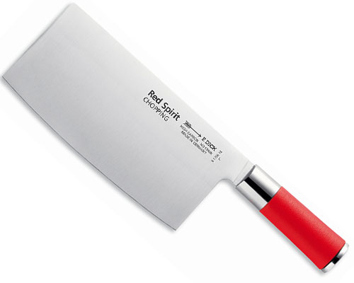 F. Dick Red Spirit ''Chopping'' Cleaver