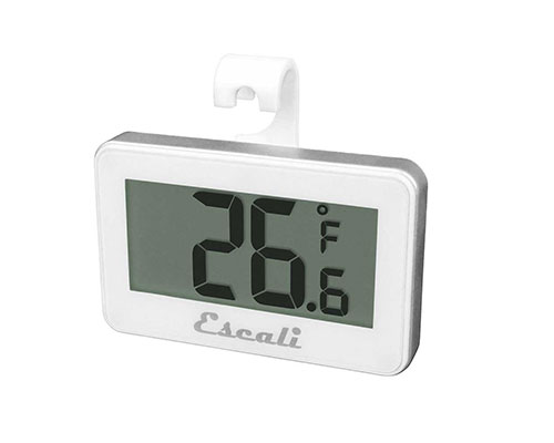 Escali Digital Refrigerator/Freezer Thermometer
