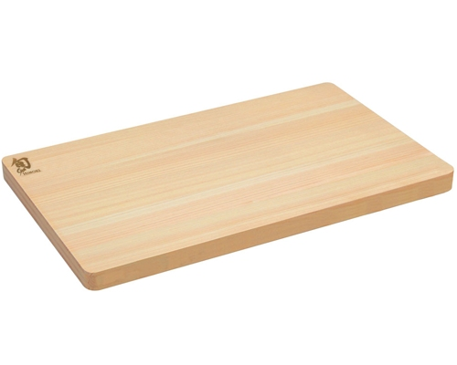 Shun Large Hinoki Board <font color=red>On Sale</font>