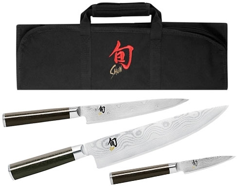 Shun Classic 4 Piece Student Set <font color=red>On Sale</font>