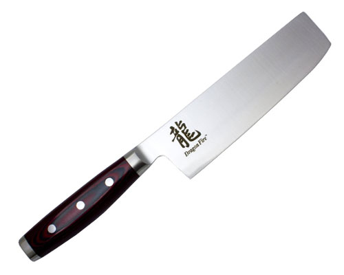 Yaxell Dragon Fire 7 in. Nakiri