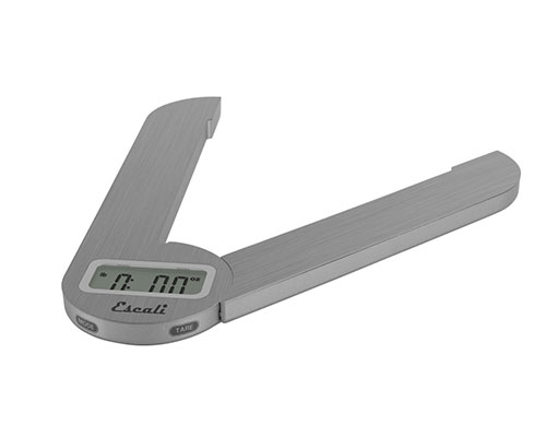 Escali SAVU Space Saving Scale (11 LB)