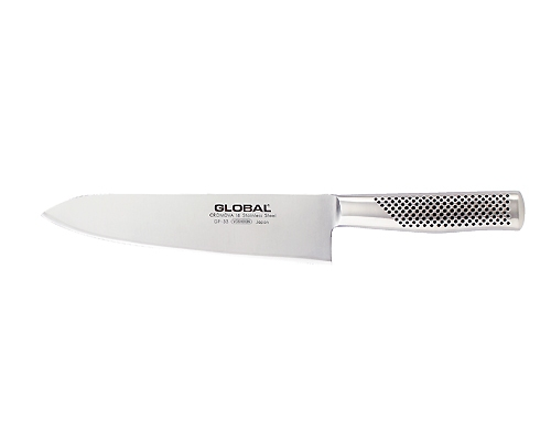 Global 8.25 in. (210mm) Heavy Chef Knife