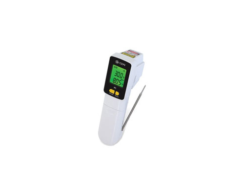 CDN ProAccurate Infrared/Thermocouple Probe Thermometer
