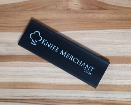 Knife Merchant 6.5 x 2 in. Straight Edge Guard