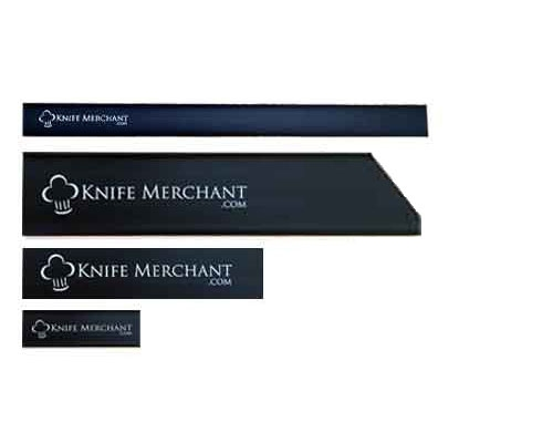 Knife Merchant 4 Piece Edge Guard Set with 10 in. Chef Knife Guard