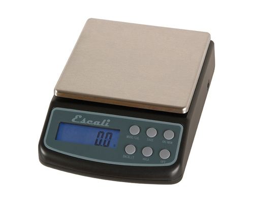 Escali 21-ounce High Precision Digital Scale