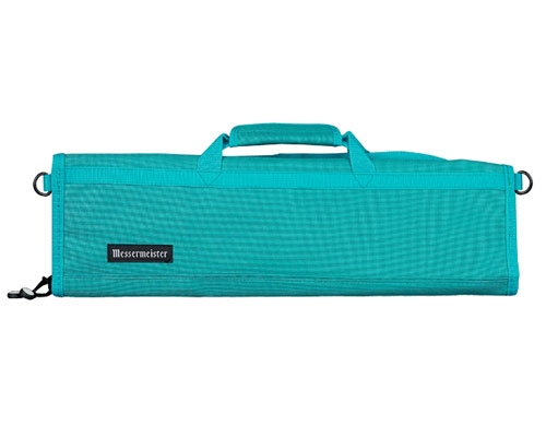 Messermeister Teal 8 Slot Knife Bag